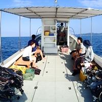 ボート上でのマナー