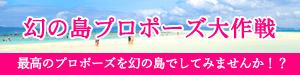 幻の島プロポーズ大作戦